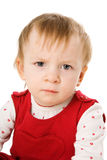 Upset child Stock Images