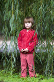 Upset child Stock Photo
