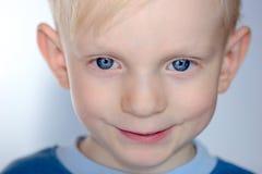 Upset child Stock Image