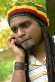 Upset Jamaican On The Phone