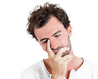Upset man Royalty Free Stock Photography