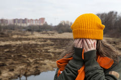 Upset Teenager Stock Images
