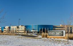 Upsher-Smith Laboratories Headquarters Stock Image
