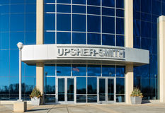 Upsher-Smith Laboratories Headquarters Royalty Free Stock Photo