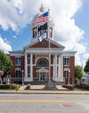 Upshur County Court House in Buckhannon WV Royalty Free Stock Photography