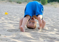 Upside down Royalty Free Stock Photography