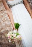 Upside Down Bouquet Stock Photos