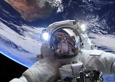 μακρινό διάστημα αστρονα&upsilon Στοκ Εικόνες