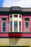 Upstairs Windows royalty free stock images