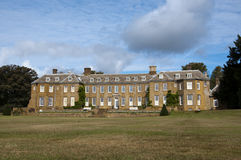 Upton House from the Lawn Royalty Free Stock Images