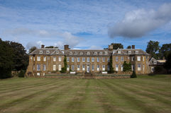 Upton House from the Lawn Stock Photos