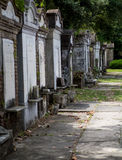 Uptown Cemetery Royalty Free Stock Photography