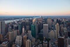 Uptown Manhattan Stock Images