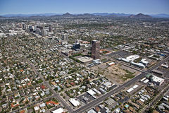 Uptown Phoenix Stock Photos