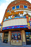 Uptown Theater in Kansas City Royalty Free Stock Photo