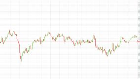 Uptrend. financial, rising, economic rally.stock chart high Stock Images