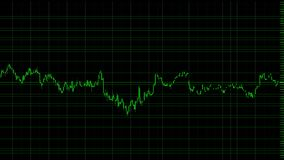 Uptrend stock chart, bull market, new hight. Candle stick graph chart of stock market investment trading, stock exchange price pattern chart stock illustration