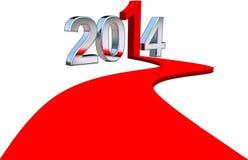 Upturn 2014 Stock Image