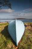 Upturned Boat Stock Images