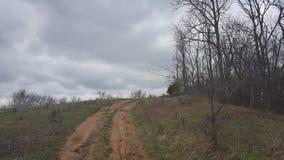 Upward Dirt Path Stock Images