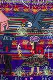Uquia su Quebrada de Humahuaca in Jujuy, Argentina Immagini Stock Libere da Diritti