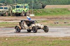 URA light recon-strike vehicle Stock Images