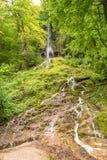 Uracher Wasserfälle, плохое Urach, Германия Стоковые Фотографии RF