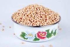 Urad dhal Stock Photography
