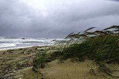 uragano fotografia stock