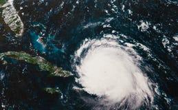 Uragano Irma fotografia stock