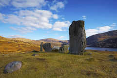 Uragh Stone Circle Stock Image