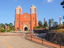 Urakami大教堂 免版税库存照片