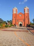 Urakami大教堂 免版税图库摄影