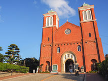 Urakami大教堂 库存照片