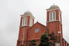 Urakami大教堂 库存图片