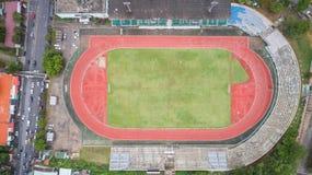 Urakul stadion är en stadion som kan användas till mycket i Phuket royaltyfria bilder