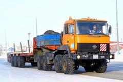 Ural 5423 Стоковая Фотография RF