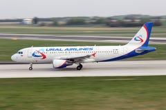 Ural Airlines Imagem de Stock