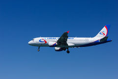 Ural Airlines Airlines Airbus A320-214 Stock Images