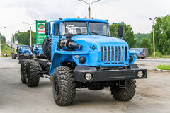 Ural 4320 Stock Photo