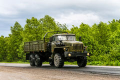 Ural 4320 Stock Images
