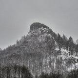 Ural em Matterhorn fotos de stock