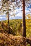 Ural höst Royaltyfri Foto