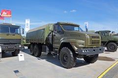 Ural-4320 Royalty Free Stock Image