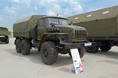 The Ural-4320 Royalty Free Stock Images
