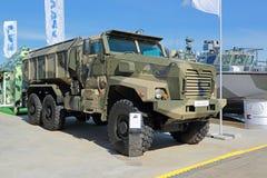 Ural-63095 Royalty Free Stock Image