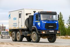 Ural-M 4320 Royalty Free Stock Images