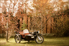 Ural Moto Fotos de Stock Royalty Free