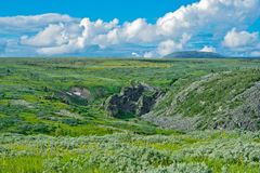 Ural mountains Royalty Free Stock Photography