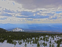 Ural Mountains Royalty Free Stock Photos